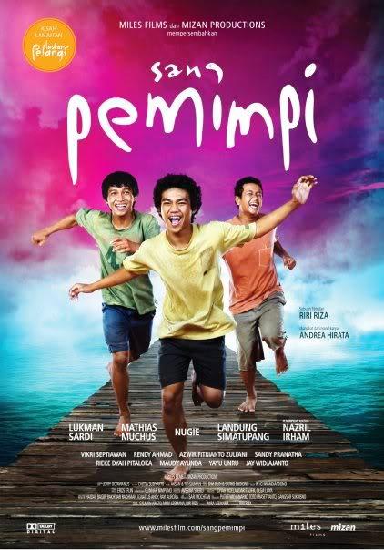 Film Indonesia Terbaik laskar pelangi