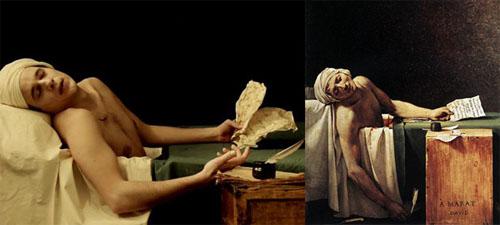 Dengan ringan melihat sejarah seni rupa dunia pada video 70 million
