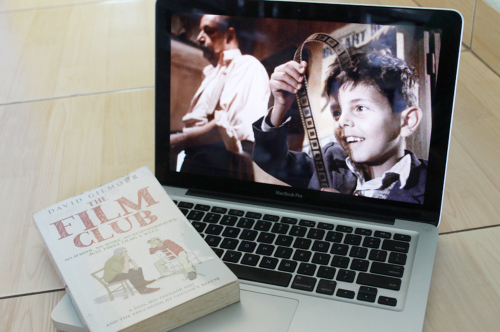 "Figur 1 ""The Film Club"" dan ""Cinema Paradiso"""